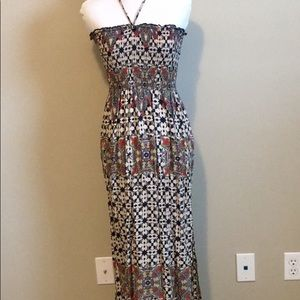Tube top dress from Altered State